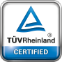 TUV Certified