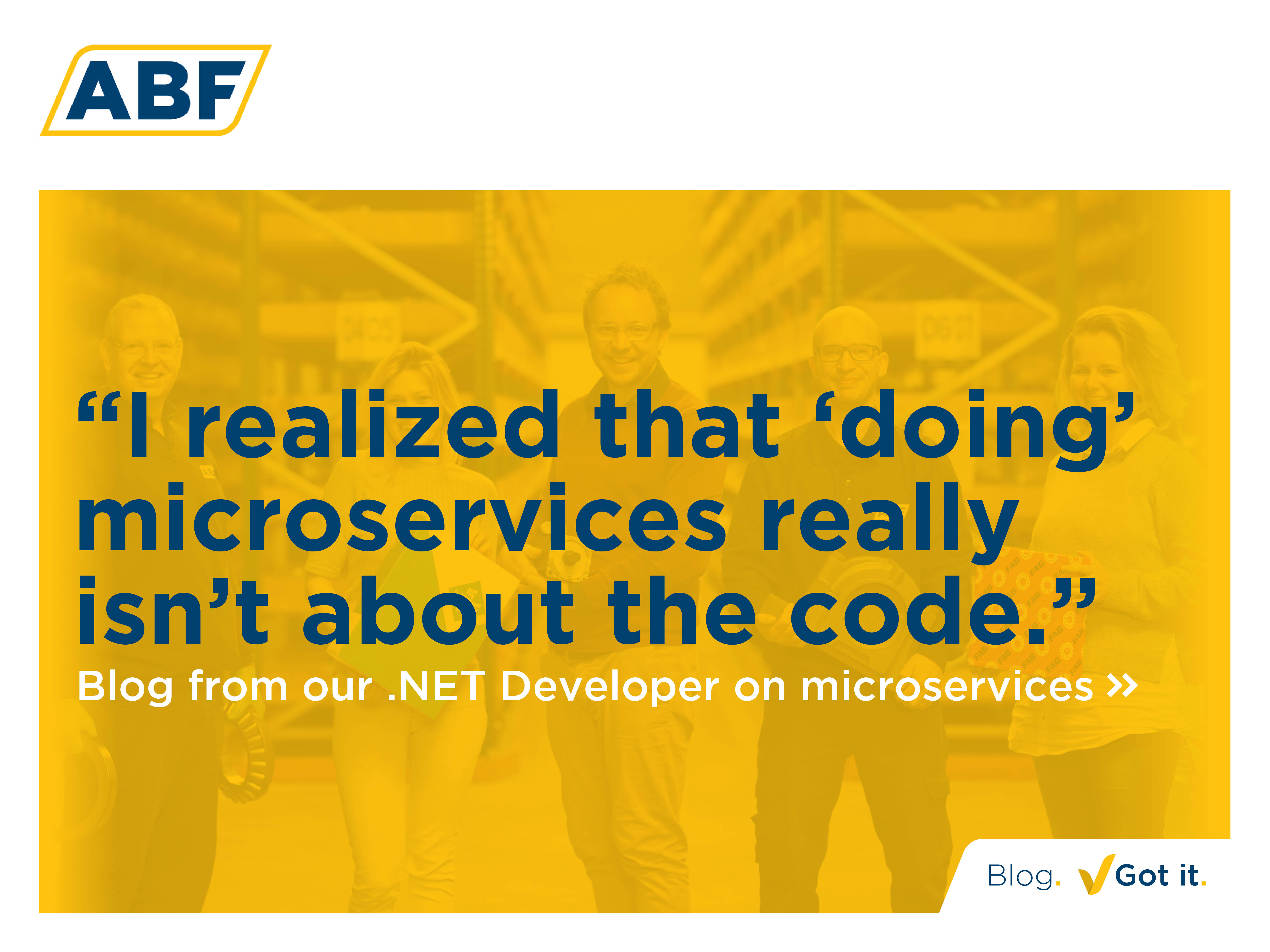 image blog microservices NDC oslo