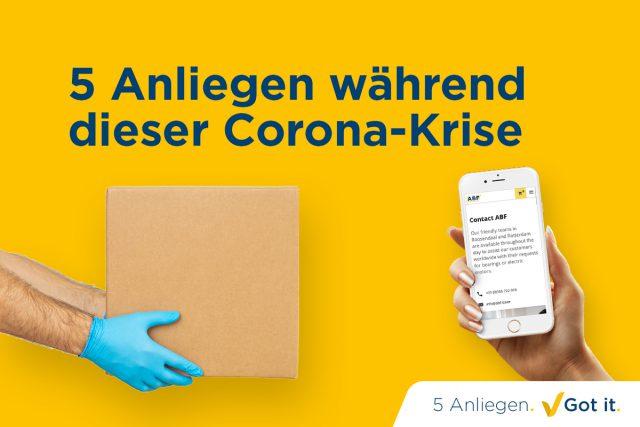 So können wir uns in dieser Corona-Krise gegenseitig helfen