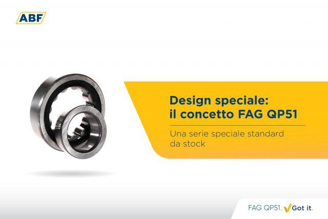 Cuscinetti a rulli cilindrici FAG QP51: lavorazione di alta precisione