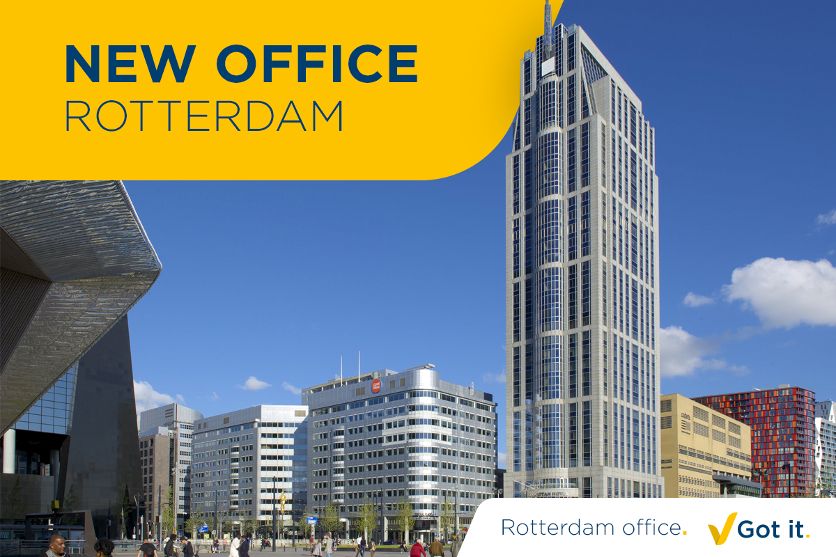 ABF is moving up, with new offices in Rotterdam too!