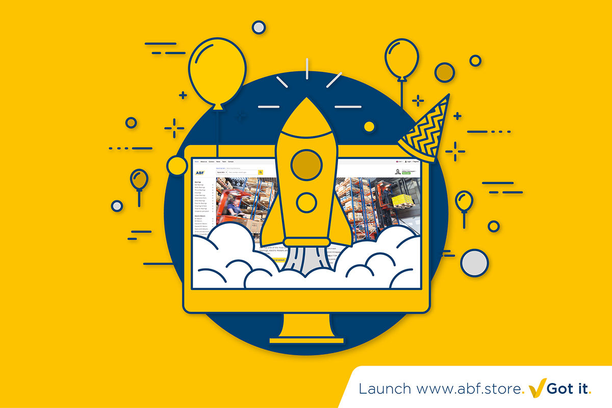 ABF launches new webshop