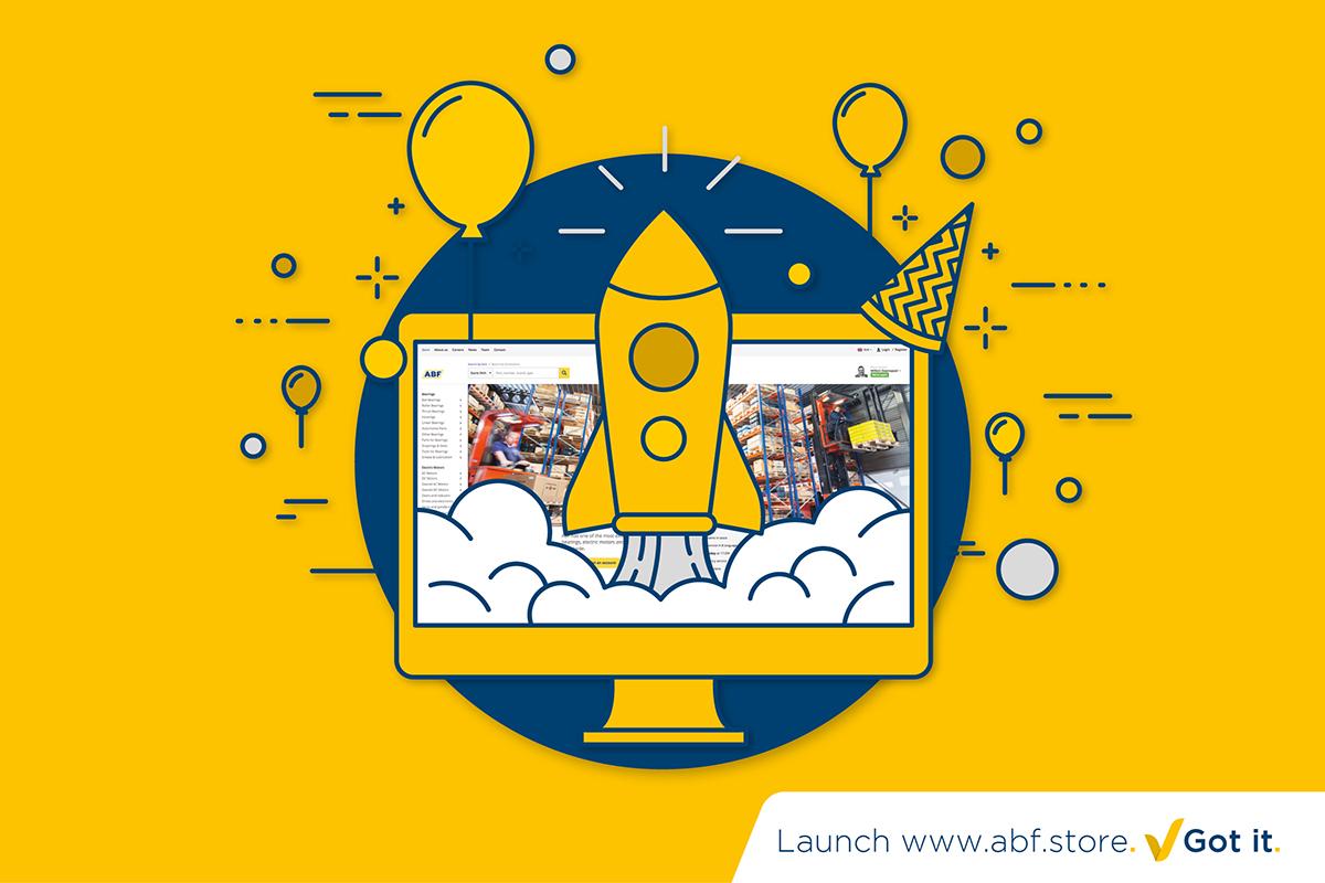ABF lanceert nieuwe online store